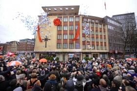El 21 de enero 2012, la Iglesia de Scientology de Hamburgo celebró la apertura de su nueva sede completamente transformada en Domstrasse 9, en Altstadt, el centro del distrito histórico de Hamburgo.