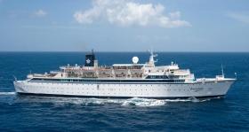 Organización de Servicios del Barco de Flag, en el Caribe