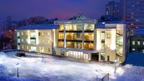 La Iglesia de Scientology de Moscú. El nuevo hogar de la Iglesia de Scientology de Moscú se sitúa en el Parque Ring en el centro de la ciudad, a sólo unos kilómetros de la Plaza Roja. Este nuevo edificio es el primero de la Iglesia de Scientology en la Federación rusa.