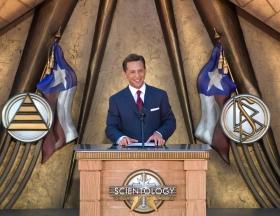 El Sr. David Miscavige, líder eclesiástico de la religión de Scientology, presidió el evento de la gran inauguración de la Iglesia de Scientology de Dallas, donde dijo que los sueños de Texas de libertad espiritual se harían realidad.