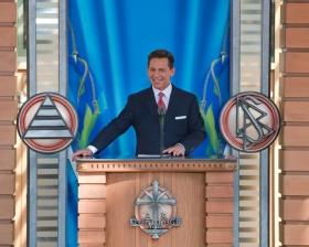 El Sr.David Miscavige, Presidente de la Junta de Religious Technology Center y líder eclesiástico de la religión de Scientology, presidió la inauguración y apertura de la nueva Iglesia de Malmö el 4 de abril del 2009.