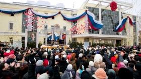 El nuevo hogar de la Iglesia de Scientology de Moscú fue inaugurado ante más de 2000 scientologists, el gobierno ruso y dignatarios religiosos y de los Derechos Humanos. La ceremonia supuso la gran apertura de la primera y más grande Iglesia de Scientology en la Federación Rusa.